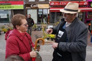 «2ème fête des fleurs à Étrépagny»
