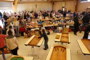 Étrépagny – Bourse aux jouets – édition 2016