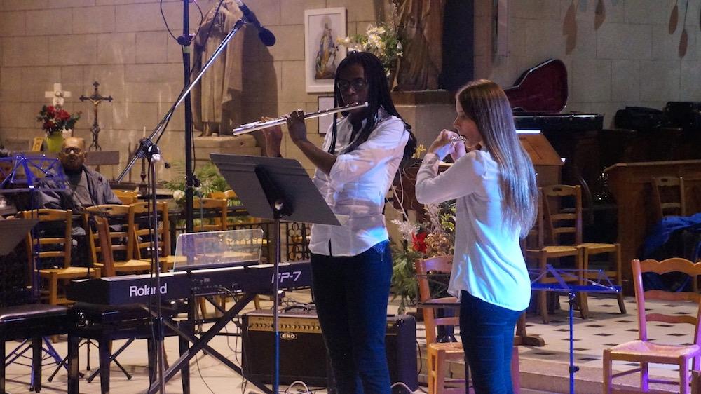12-concert noel etrepagny 2016 - flute traversiere
