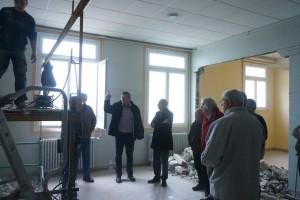 Accessibilité Ecole Georges Delamare