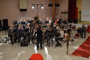 L'harmonie d'Étrépagny en folie !!!