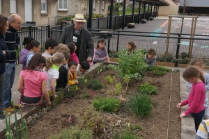 Étrépagny – Semaine de la biodiversité à l'école