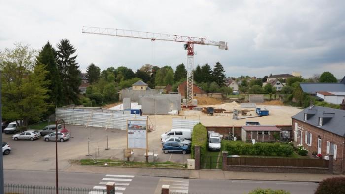 Étrépagny – Construction École de Musique