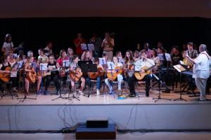 Étrépagny – Concert de l'école de musique