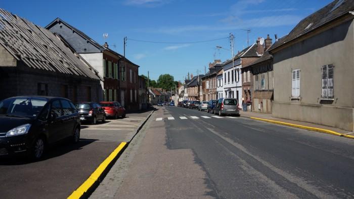 Étrépagny – Travaux rue Saint Maur