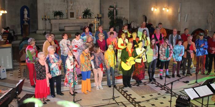 Étrépagny – Concert de la Chorale des Chants de l'Eure