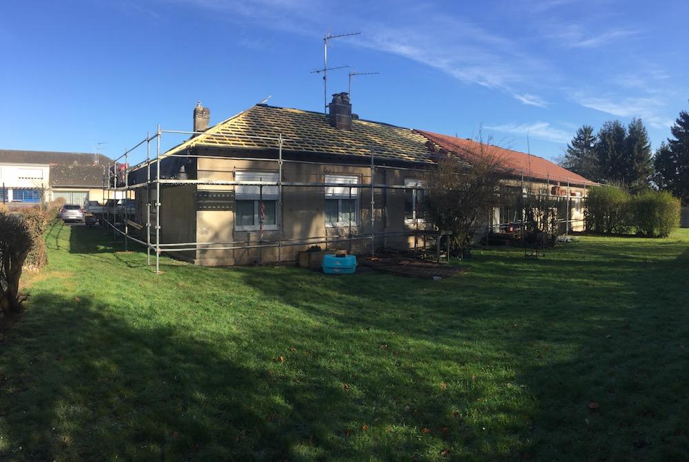 4_travaux de renovation logements derriere ecole primaire etrepagny