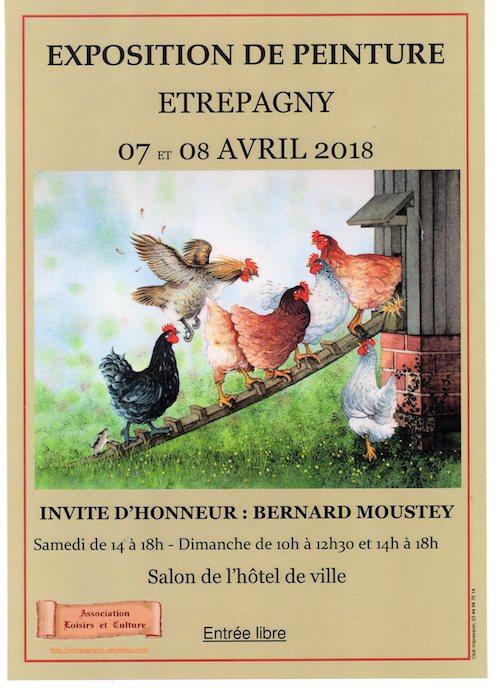 etrepagny_exposition de peinture_loisirs et culture_avril 2018