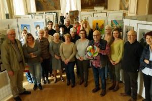 Étrépagny – 15ème exposition de peinture