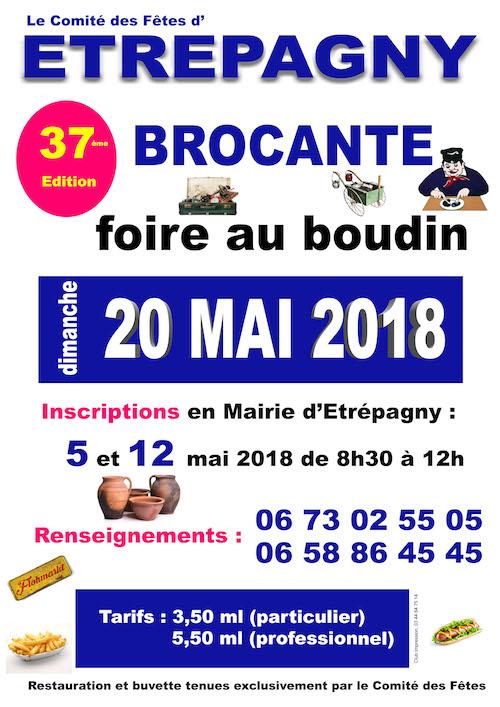 foire a tout etrepagny_20 mai 2018