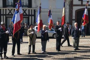 Étrépagny – Cérémonie commémorative 8 mai 1945