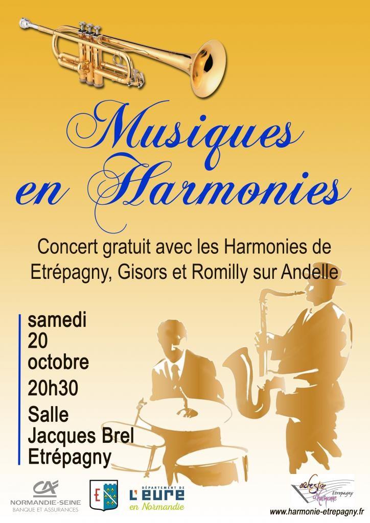 musique_harmonie municipale etrepagny_concert_20 octobre 2018