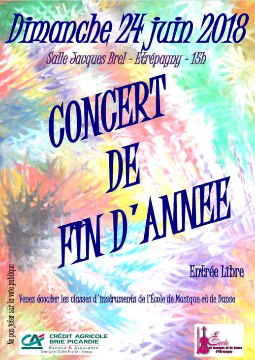 concert fin annee etrepagny juin 2018_musique
