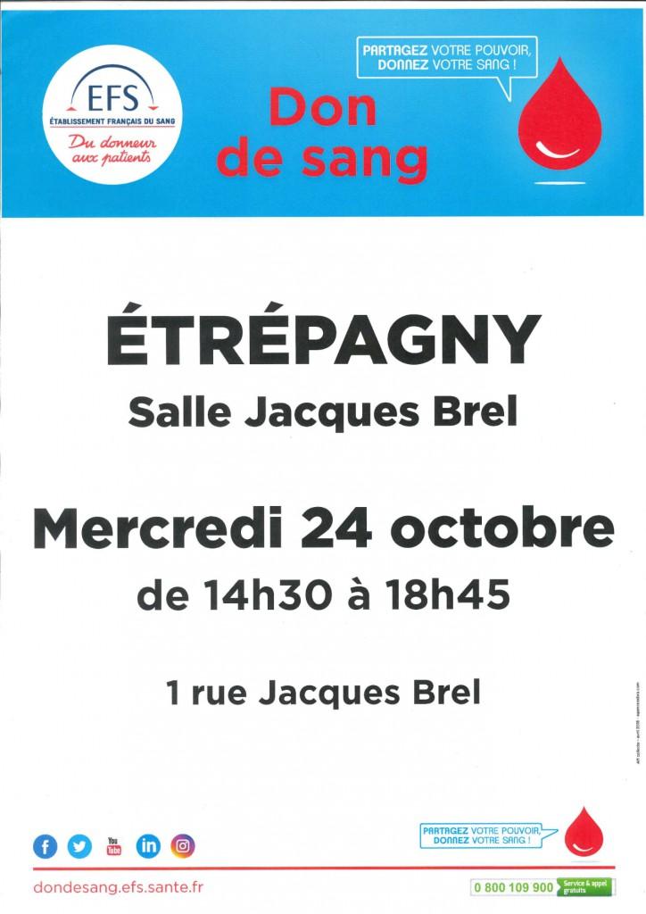 don de sang etrepagny_24 octobre 2018