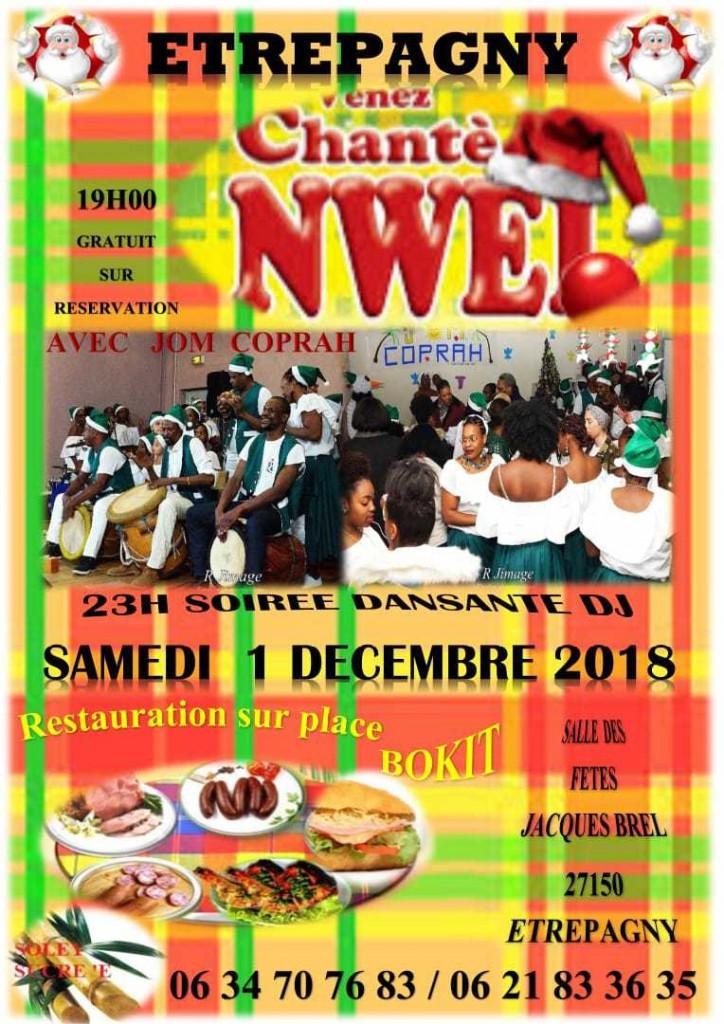 Venez Chantè NWEL