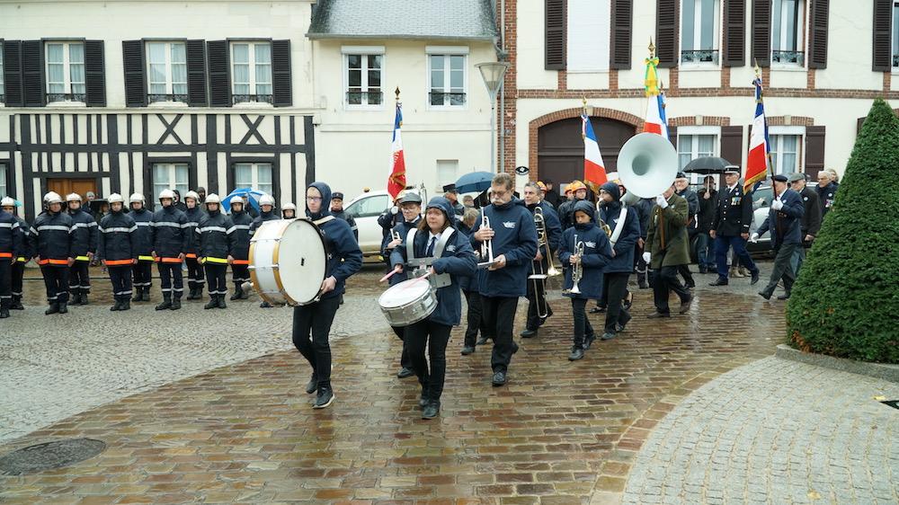 etrepagny - centenaire de la grande guerre - 11 novembre 2018 - 1