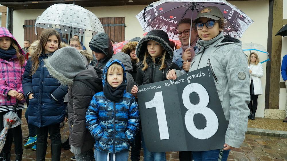 etrepagny - centenaire de la grande guerre - 11 novembre 2018 - 4