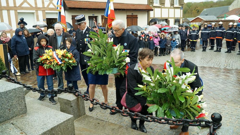 etrepagny - centenaire de la grande guerre - 11 novembre 2018 - 5