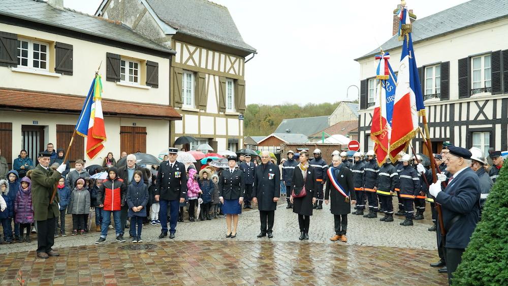 etrepagny - centenaire de la grande guerre - 11 novembre 2018 - 6