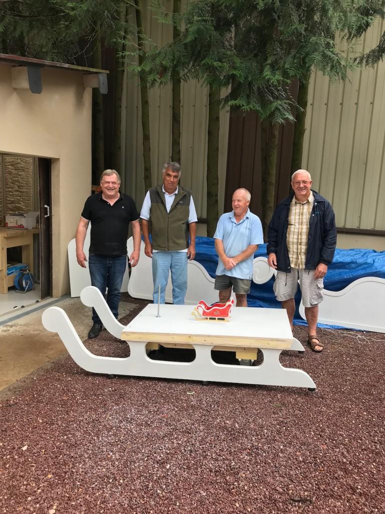 fabrication traineau pere norel etrepagny 2018 - 5