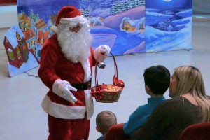 Étrépagny – Spectacle de Noël – Ecole maternelle