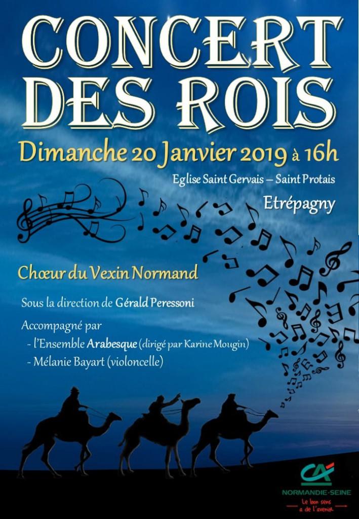 concert des rois_etrépagny_20 janvier 2019
