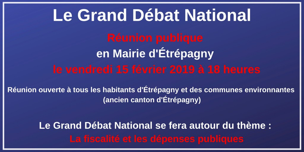 grand debat national etrepagny