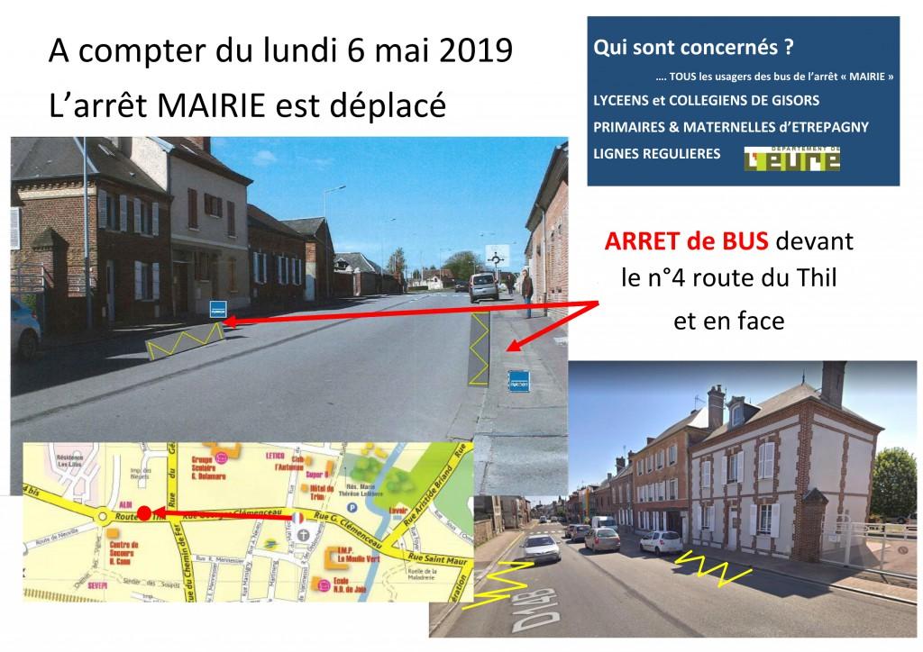 bus_ARRET MAIRIE etrepagny