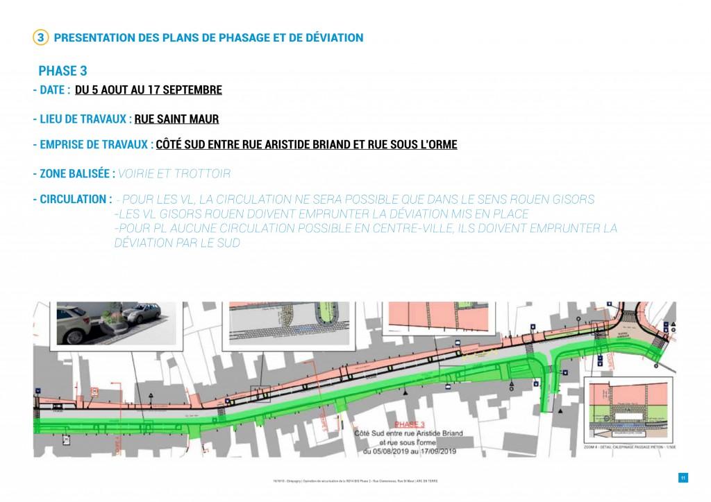 3-travaux_ rue saint maur_phase 3 etrepagny_5 aout au 17 septembre 2019