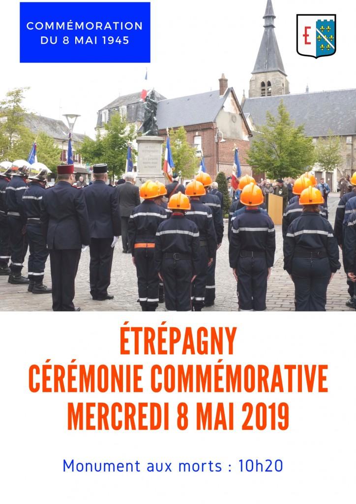 8 mai 2019_etrepagny commemoration 8 mai 1945