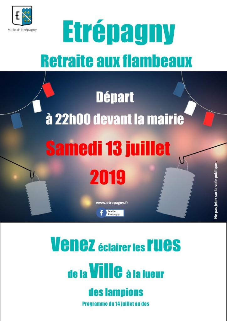13 juillet 2019 - retraite aux flambeaux_etrepagny