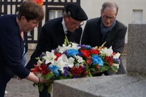 Étrépagny – Commémoration de l'appel du 18 juin