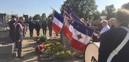 75ème anniversaire de la Libération d'Étrépagny