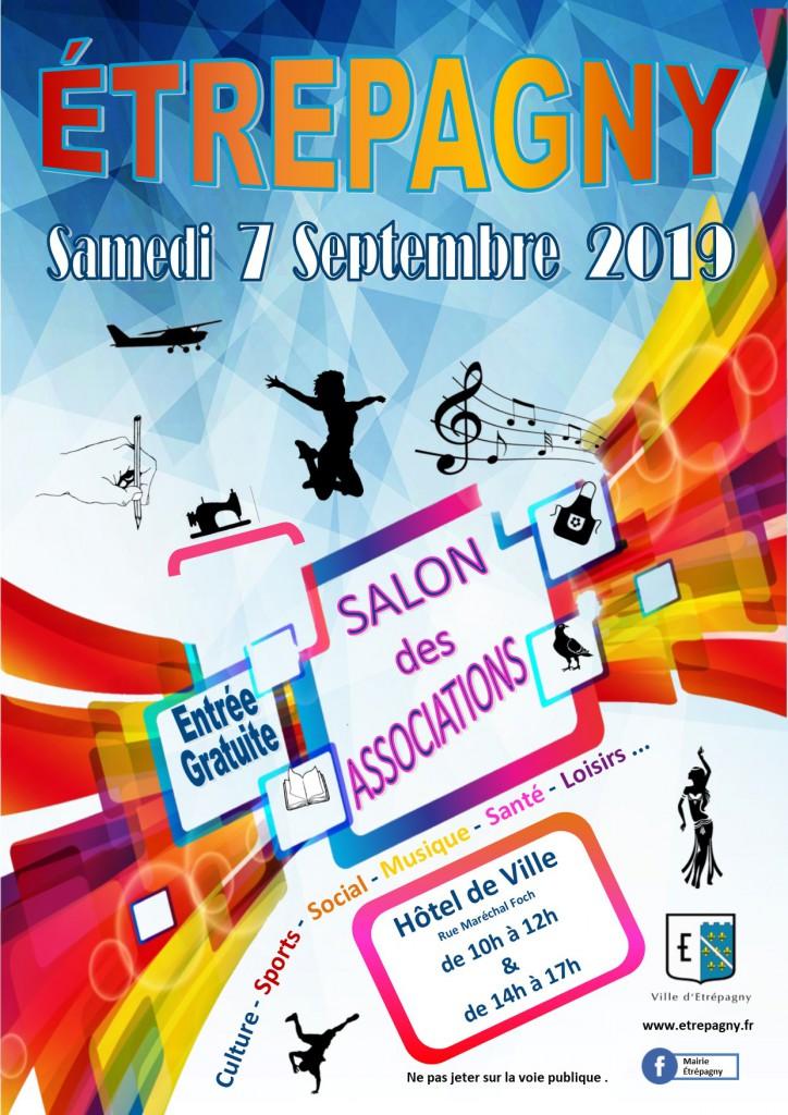 salon associations_etrepagny_7 septembre 2019
