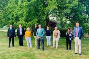 Election du maire et des adjoints – 25 mai 2020