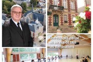 Étrépagny – Une nouvelle équipe au service de tous les sterpinaciens