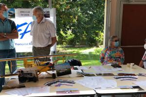Étrépagny – Salon des associations – 5 septembre 2020