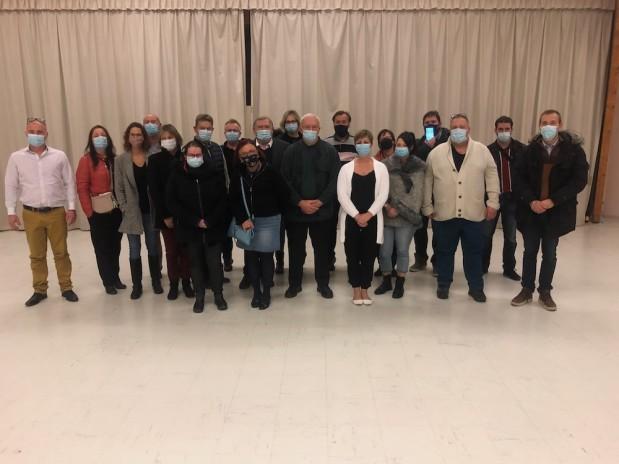 Étrépagny – L'Union Commerciale, Industrielle, Artisanale et Profession Libérale est relancée