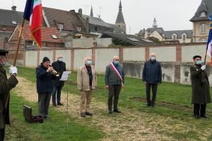 Étrépagny – 150ème anniversaire du 30 novembre 1870